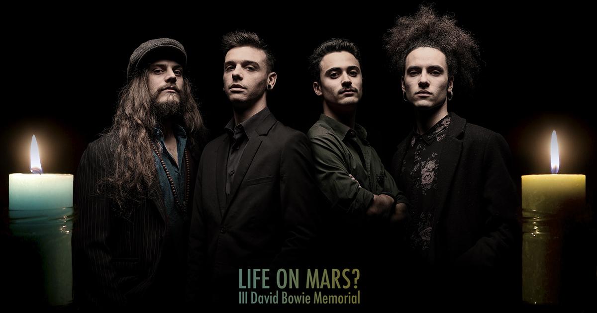 marlon life on mars ?