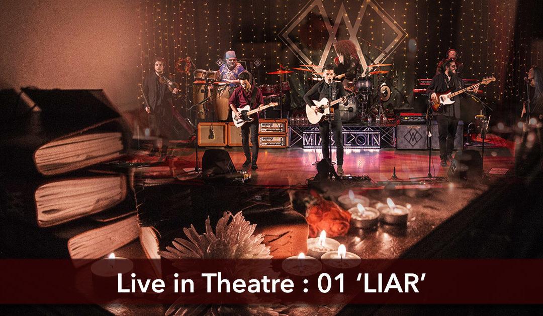 Pre-Listen: 01 'Liar'