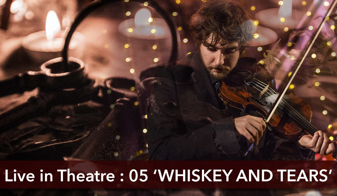 Pre-Listen: 05 'Whiskey and Tears'