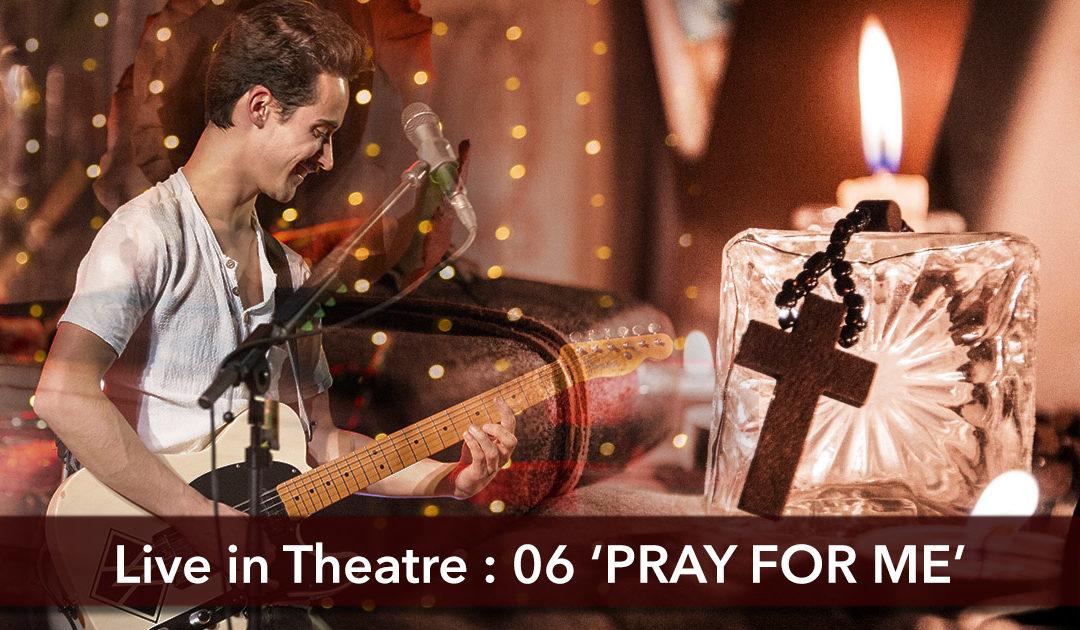 Pre-Listen: 06 'Pray for Me'