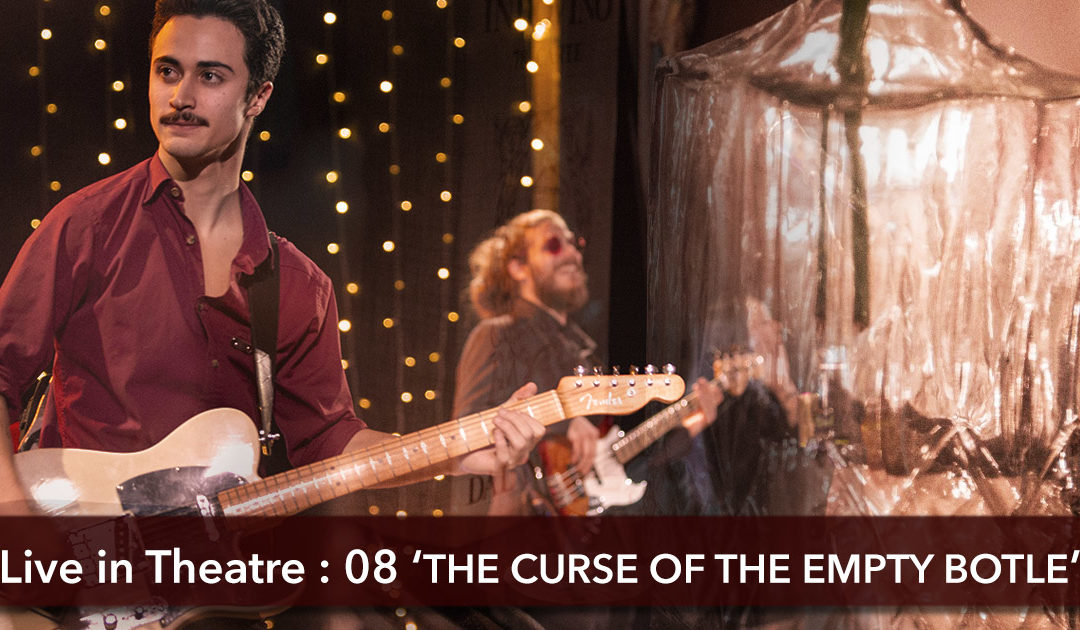 Pre-Listen: 08 'The Curse of the Empty Bottle'