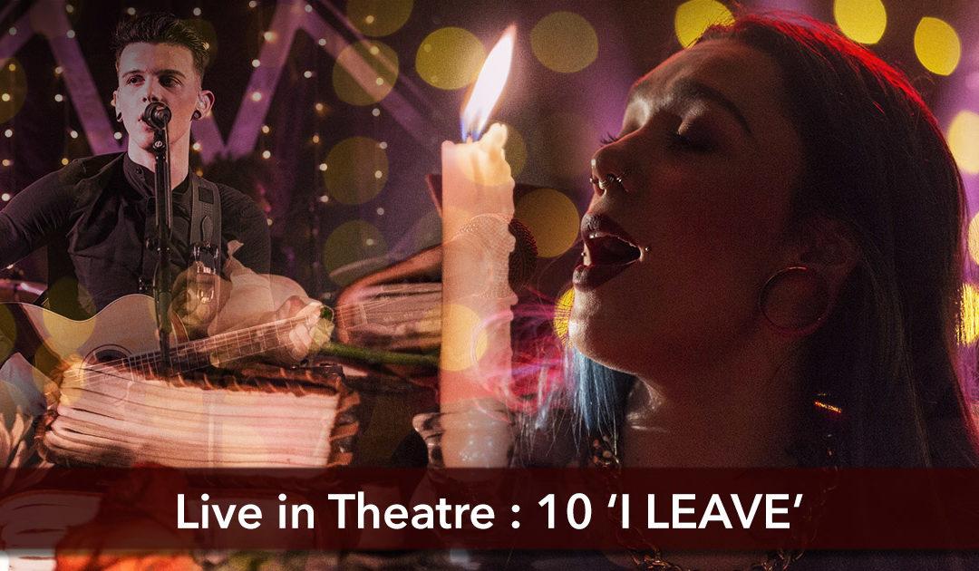 Pre-Listen: 10 'I Leave'
