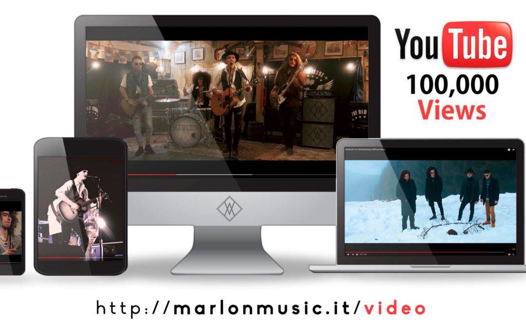 100.000 YouTube Views
