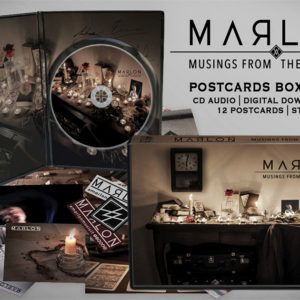 marlon musings from the rearview cd album postcards songs postcard song