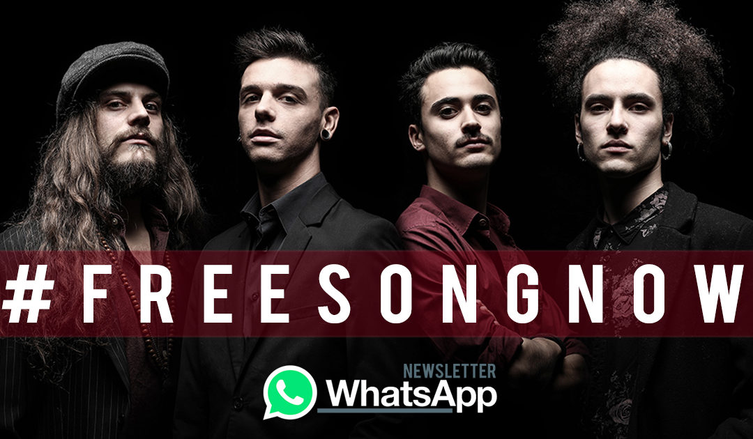 Free song for WhatsApp users!
