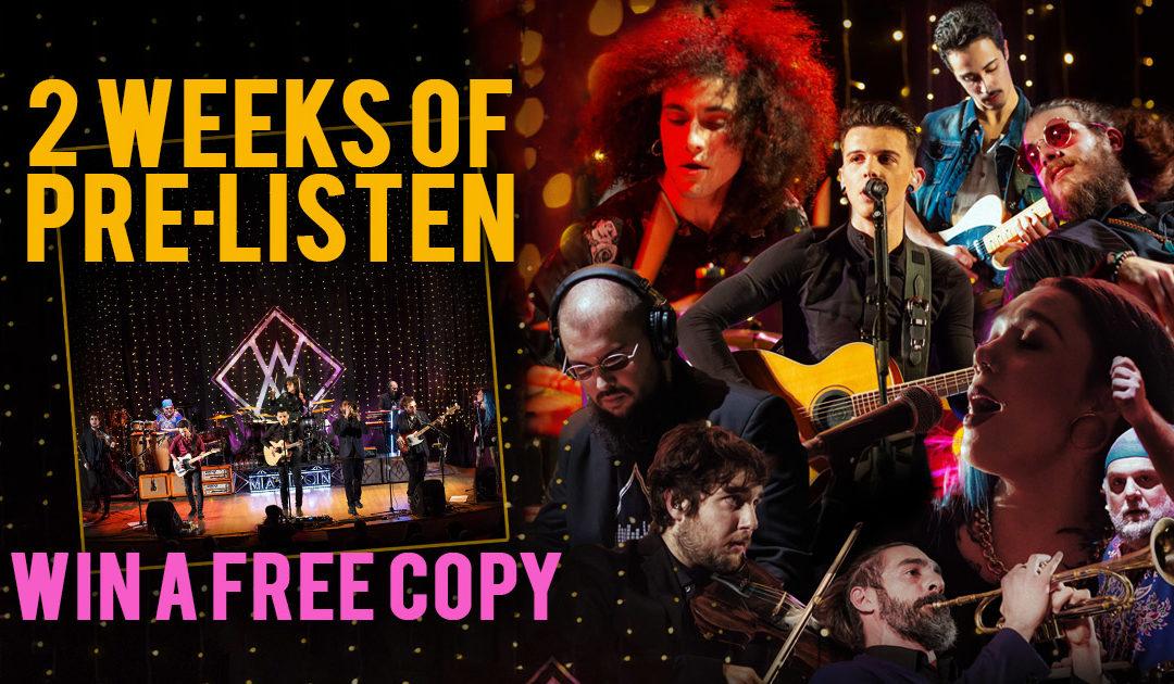 2 Weeks of Pre-Listen