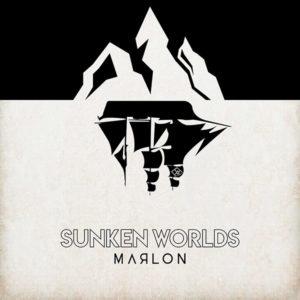 Sunken Worlds MARLON artwork copertina album